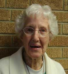 It is with deep sadness that we announce the death of <b>Sister Eileen</b> Bannon. - EileenBannon-web