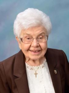 Sr Mary Franz