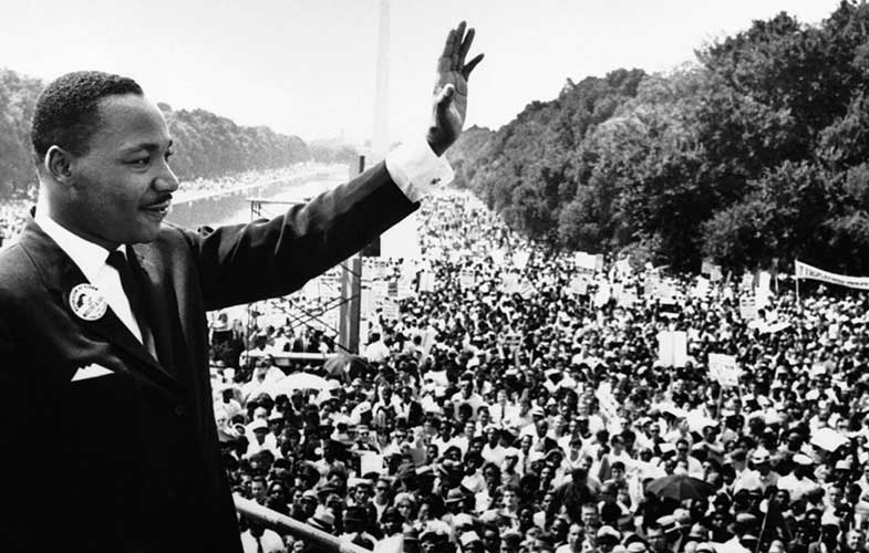 an analysis of the views of henry david thoreau and martin luther king jr Video on similarities between ml king and hd thoreau martin luther king jr speech civil disobedience henry david thoreau and the political.